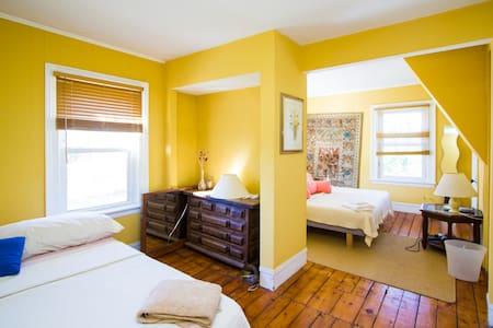 Private room in Victorian summer hm - เซาแธมป์ตัน - บ้าน