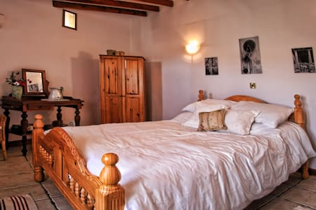 Village House B&B Double / Family room - Psematismenos - Szoba reggelivel