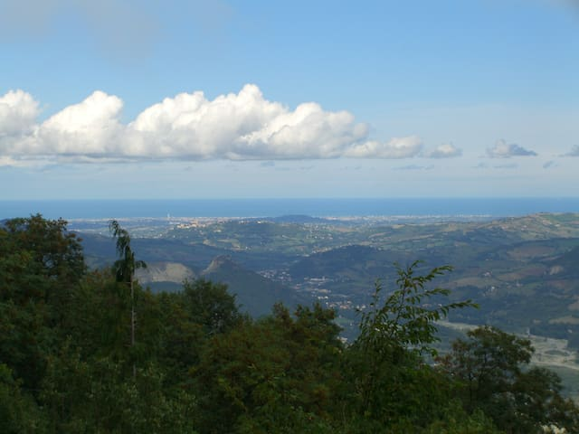Casa Vacanze Monte Pincio - Talamello - Dom