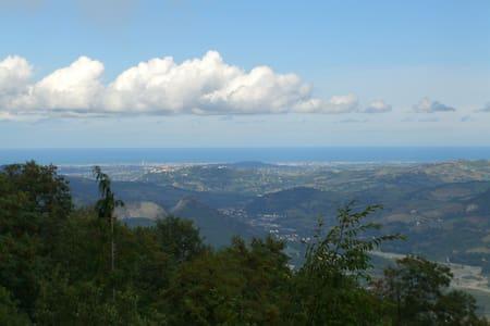 Casa Vacanze Monte Pincio - Talamello