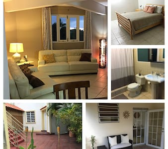 Perfect Family House:  BEST location of Cabo Rojo - Appartement