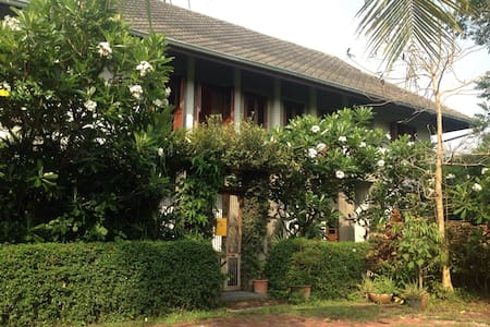 Beautiful Home Surrounded by Nature - Mae Rim, Chiang Mai - Dům pro hosty