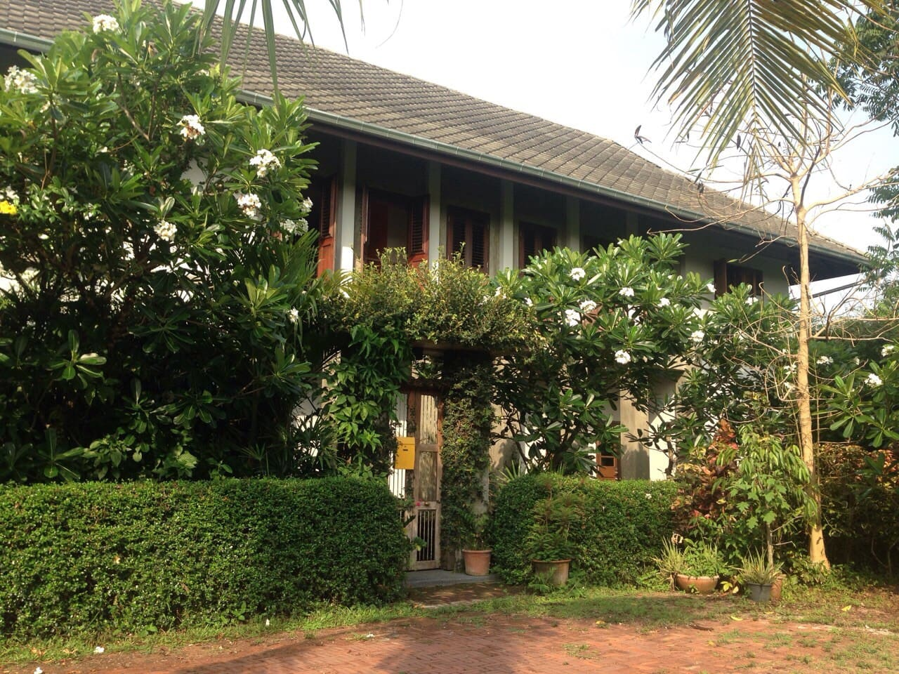The house in Maerim, Chiangmai