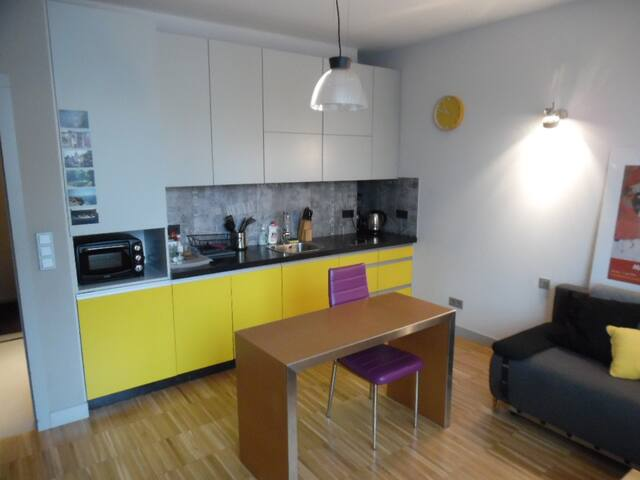 Wars Apartment - Warszawa - Appartement