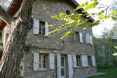"""Ca' Ciani"", Gorgeous traditional stone house - Cianica"