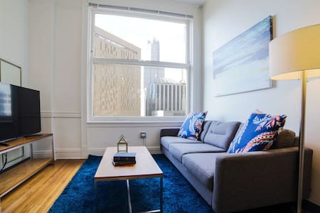 Vibrant 2BR in the Chicago Loop - 시카고