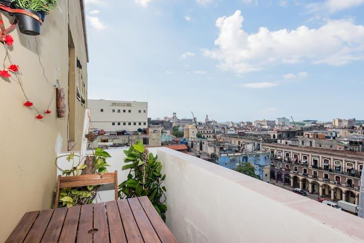 Apartamento independiente Habana Mía Vista