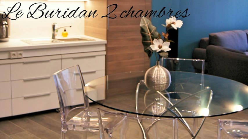 LE BURIDAN - Béthune - Apartment