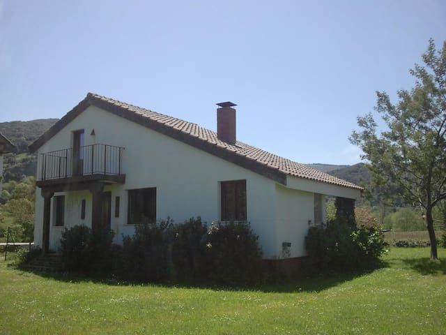 casa-loft en entorno de naturaleza - Liendo - Casa