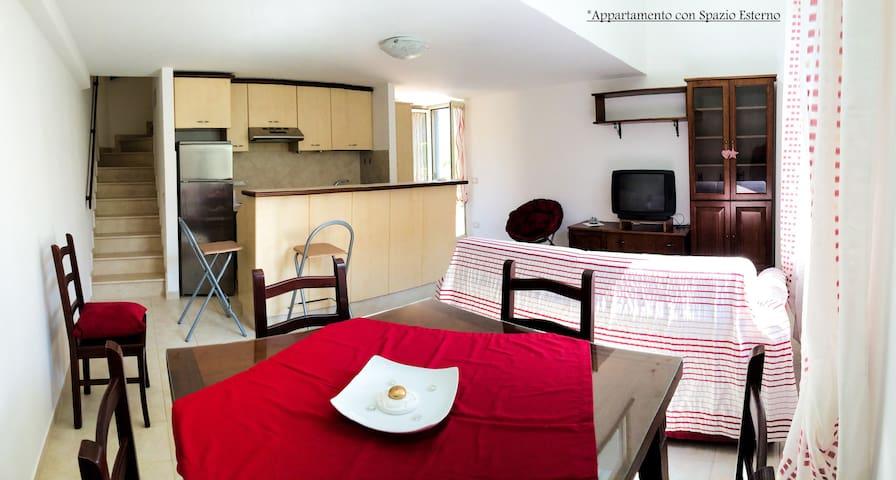 4Delizioso Appartamento a Sperlonga