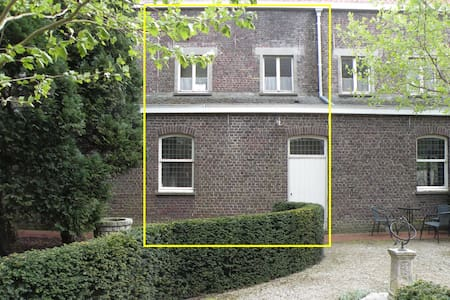 Modernized duplex unit in a convent - Eeklo - Apartmen