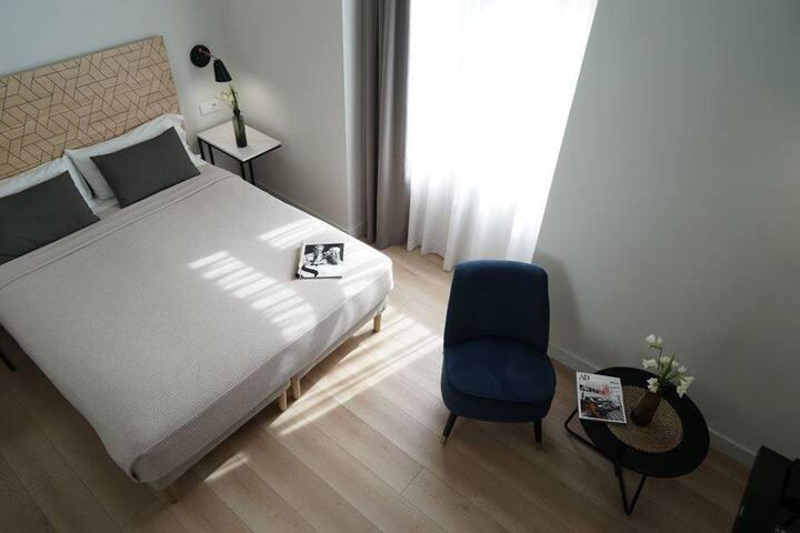 MD DESIGN HOTEL - Portal del Real - Doble Confort con vistas - Tarifa estandar