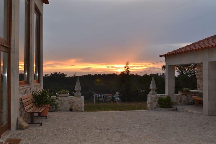 Casa da Trapa- casa de campo - Ossela - Villa
