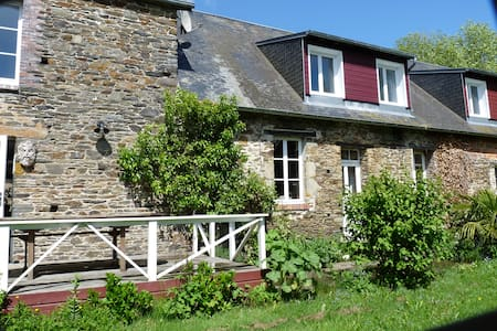 Double bedroom in a farmhouse - Rouxeville - Dom