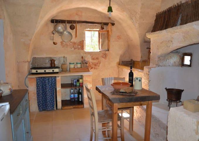 Lamia del Lentisco - San Pancrazio Salentino - House