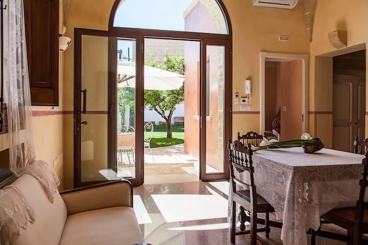 Double room Diana in Salve, Salento - Salve - Bed & Breakfast