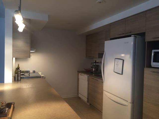 Appartement complet près de tout - Sherbrooke - Pis