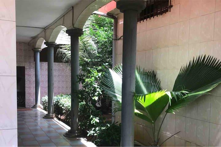 Villa Matimo: luxueuse et pleine de charme