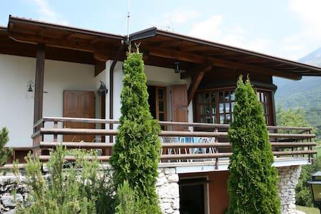 chalet MONTE BALDO, on lake Garda - Brenzone - 牧人小屋