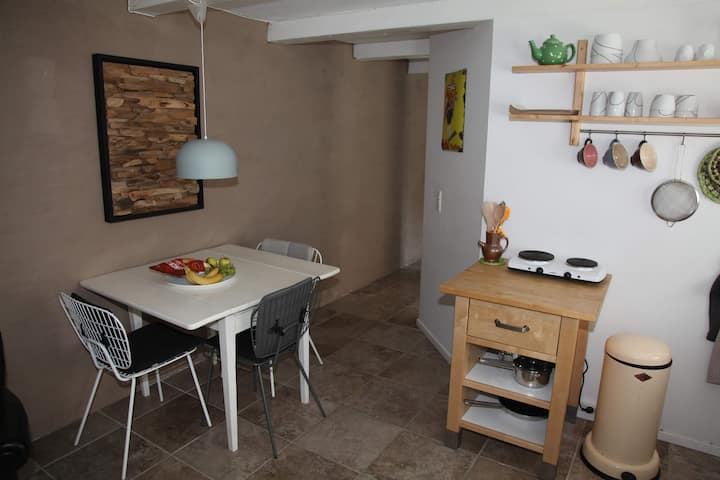 Cosy apartment in the heart of nexo