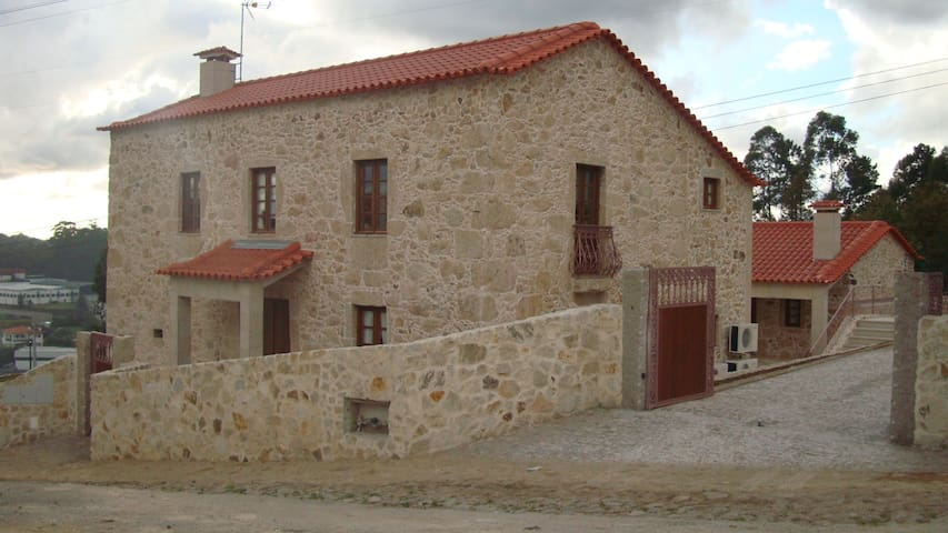 Casa da Trapa- casa de campo