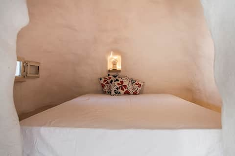 Trullo: romantic property for two