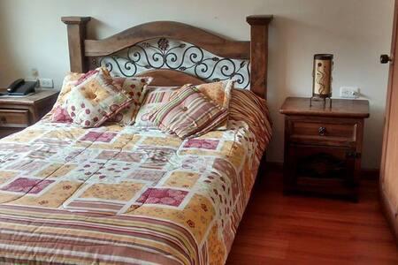 Private Room HAB302 - Bogotá Distrito Capital - Bed & Breakfast
