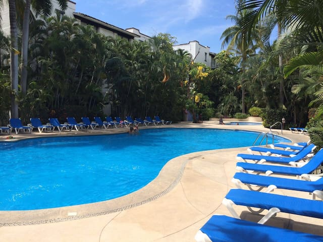 Beautiful Condo in The Heart of Vallarta 2B/1Ba