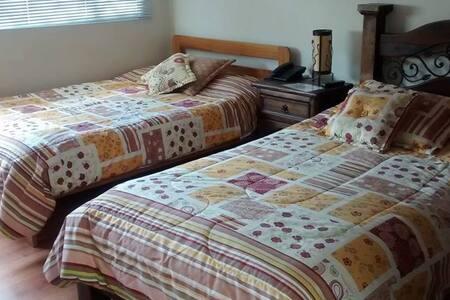 Private Room HAB401 - Bogotá Distrito Capital - Bed & Breakfast