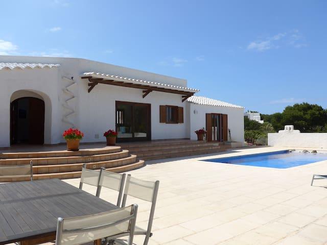 Beautiful Menorca 4-bed pool home - Cala Morell - Haus