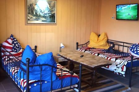 Gemütliches Zimmer für 2-3 Personen mit Wlan - Pirmasens - Διαμέρισμα