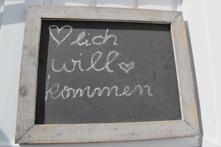 """""""Möwennest""""im Haus Möwe Jonathan - Sylt - Lägenhet"""