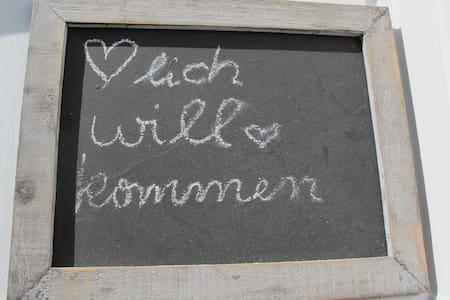 """""""Möwennest""""im Haus Möwe Jonathan - Sylt - 公寓"""