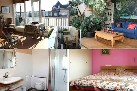 Private floor with private bathroom - Den Haag