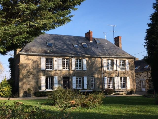 Cottage XVIII century and big park - Saint-Pierre-des-Landes - Дом