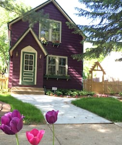 2BR Storybook Home on the Bluff! - Saint Paul - Talo