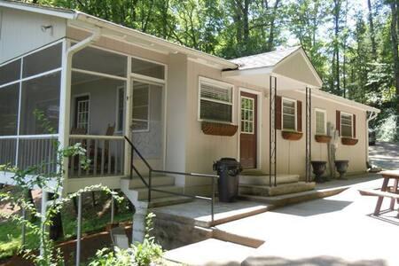Lakeside Hideaway at Cedar Cliff - Hiawassee - Rumah
