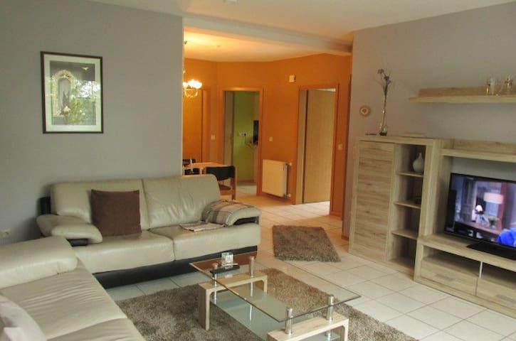 Neue Ferienwohnung in Bitburg - Bitburg - อพาร์ทเมนท์