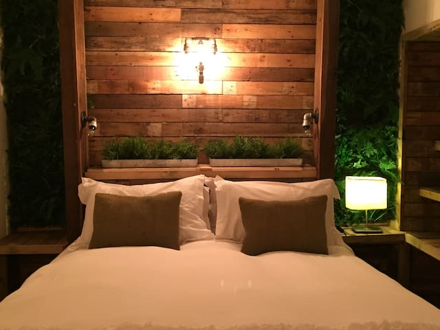 Supercomfy beds and a garden theme in the Garden Store