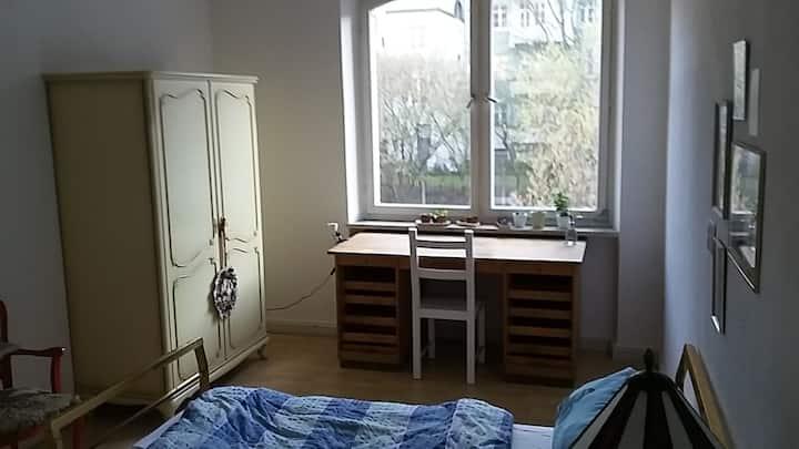 Altbauwohnung im Nibelungenviertel Nürnberg
