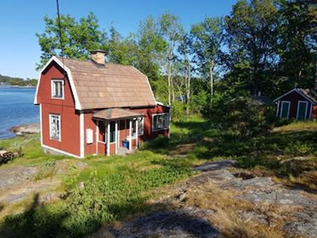 Nice 4bed summer cottage in Stockholm archipelago