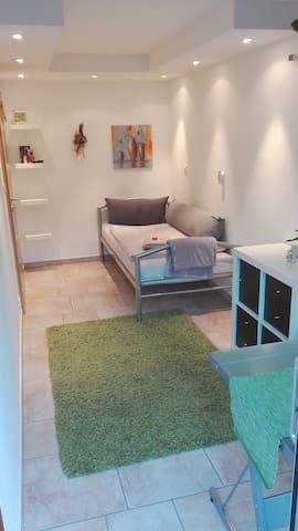 stadtnah 1 EG mit Einzelbett