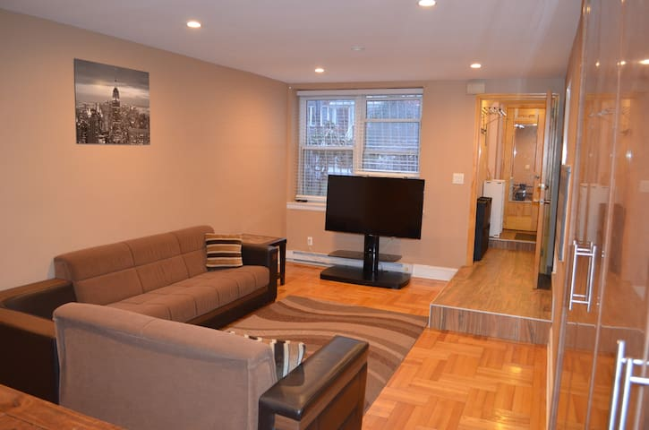 My place in New York