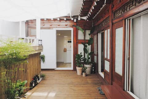 Sodam Stay: Han-ok in Central City