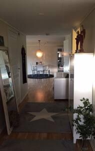 Ny flott leilighet i flotte natur!