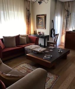 One Bedroom/Caddebostan - Isztanbul - Ház