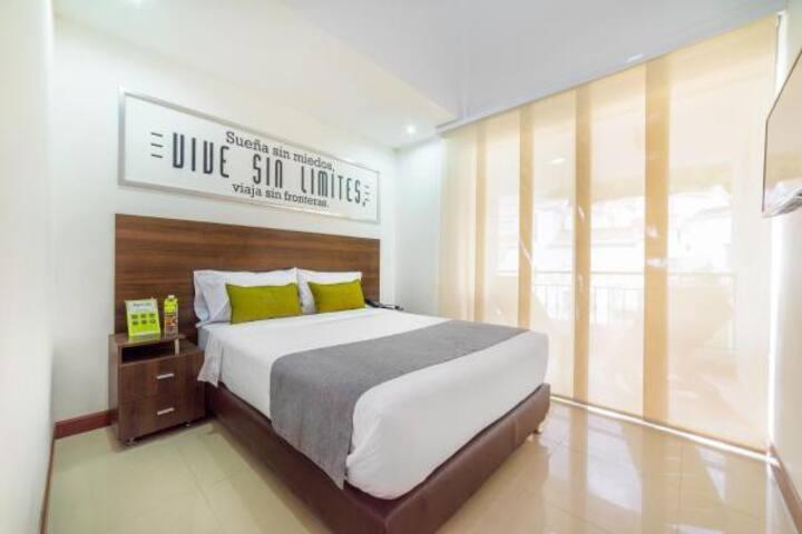Hotel Agata LH  Pinares Pereira Cama Sencilla