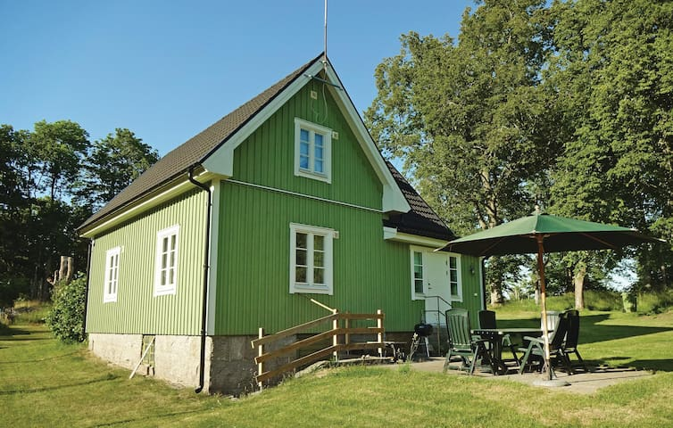 Holiday cottage with 2 bedrooms on 85m² in Kallinge