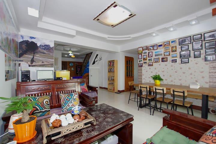 雪线金城青年客栈 - Lanzhou - Appartement
