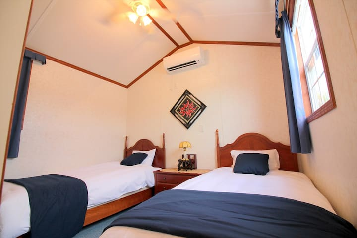 Private cozy house * 1 bed room * 4 persons #RN1